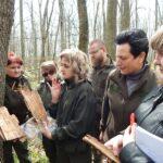Лісова охорона лісгоспу взяла участь у навчанні, проведених спеціалістами Херсонлісозахисту