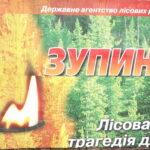 Лісова охорона Кіровоградщини забезпечує захист лісів від вогню
