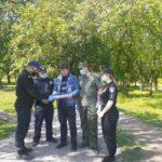 Працівники лісової охорони Бобринецького лісництва провели рейд по перевірці дотримання правил пожежної безпеки