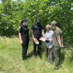 Лісова охорона Долинського лісництва провели рейд по попередженню лісових пожеж