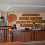 Директор Долинського лісгоспу, головний лісничий та лісничі прийняли участь у засіданні колегії Кіровоградського ОУЛМГ