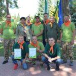 Лісівники Долинського лісгоспу взяли участь у квесті «Діло було в оникіївському лісі»